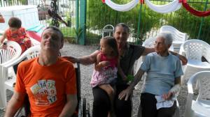Família: Melita Geier