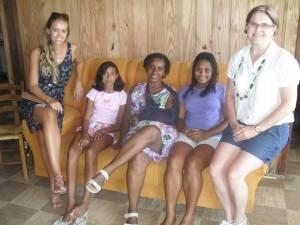 Família: Marcia Alves de Carvalho Cruz
