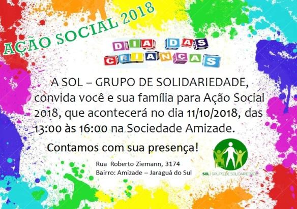 convite 2018